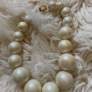 SJP styled pearl necklace 💋 #vintage